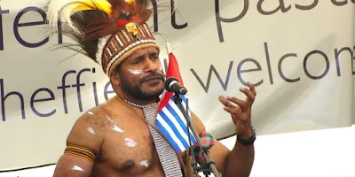 Perjalanan Benny Wenda dari Penjara Abepura ke Internasional dan Pimpin ULMWP - (bagian 1)