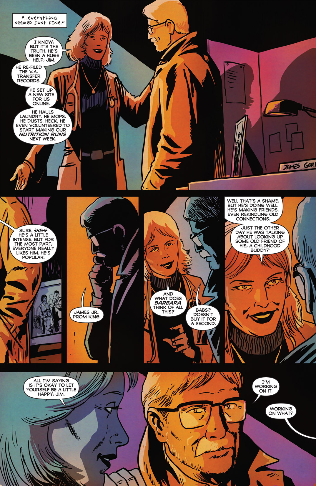 Detective Comics (1937) 879 Page 3