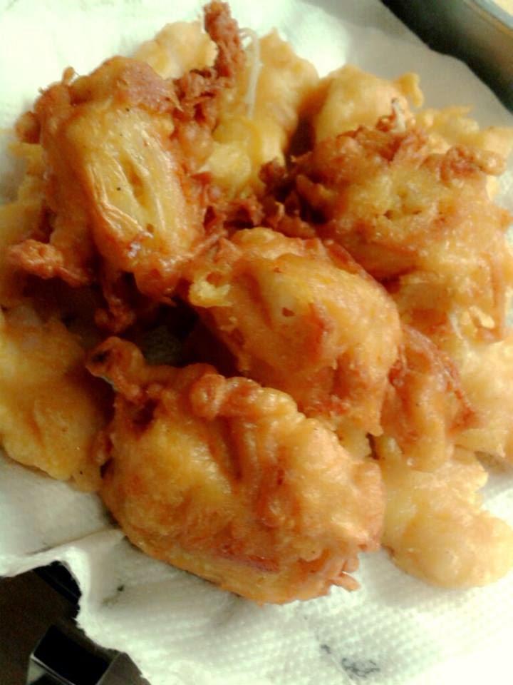 Resep Masakan Jamur Tiram Goreng Tepung Crispy