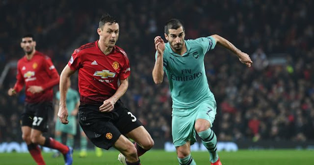 FA CUP DRAW: Arsenal To Play Man United; Millwall Host Everton