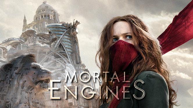Máquinas Mortales (2018) BDRip Full HD 1080p Latino-Ingles