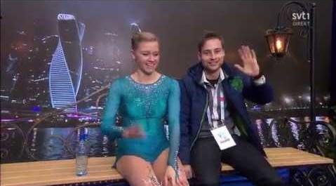 Lagu Pamit Dari Tulus Dipakai Lagu Pengantar Kejuaraan Skating Eropa 2018 Di Moskow