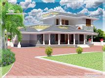 Double Floor House Elevation