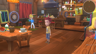 My Time at Portia Nintendo Wallpaper
