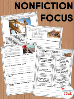 Teaching paired passages in primary classrooms- tips to help students engage in paired passages or paired texts- reading activities