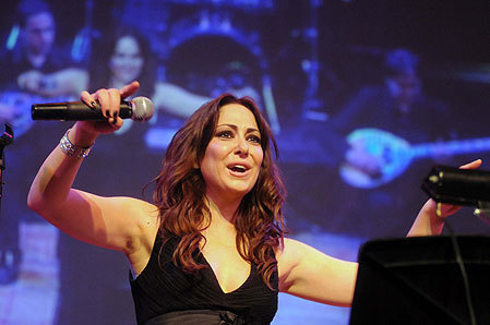 הזמרת מלינה אסלנידו בישראל 2018 - כרטיסים ולוח הופעות