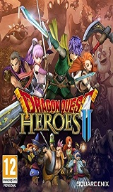 DRAGON QUEST HEROES II CODEX 5 - DRAGON QUEST HEROES II-CODEX