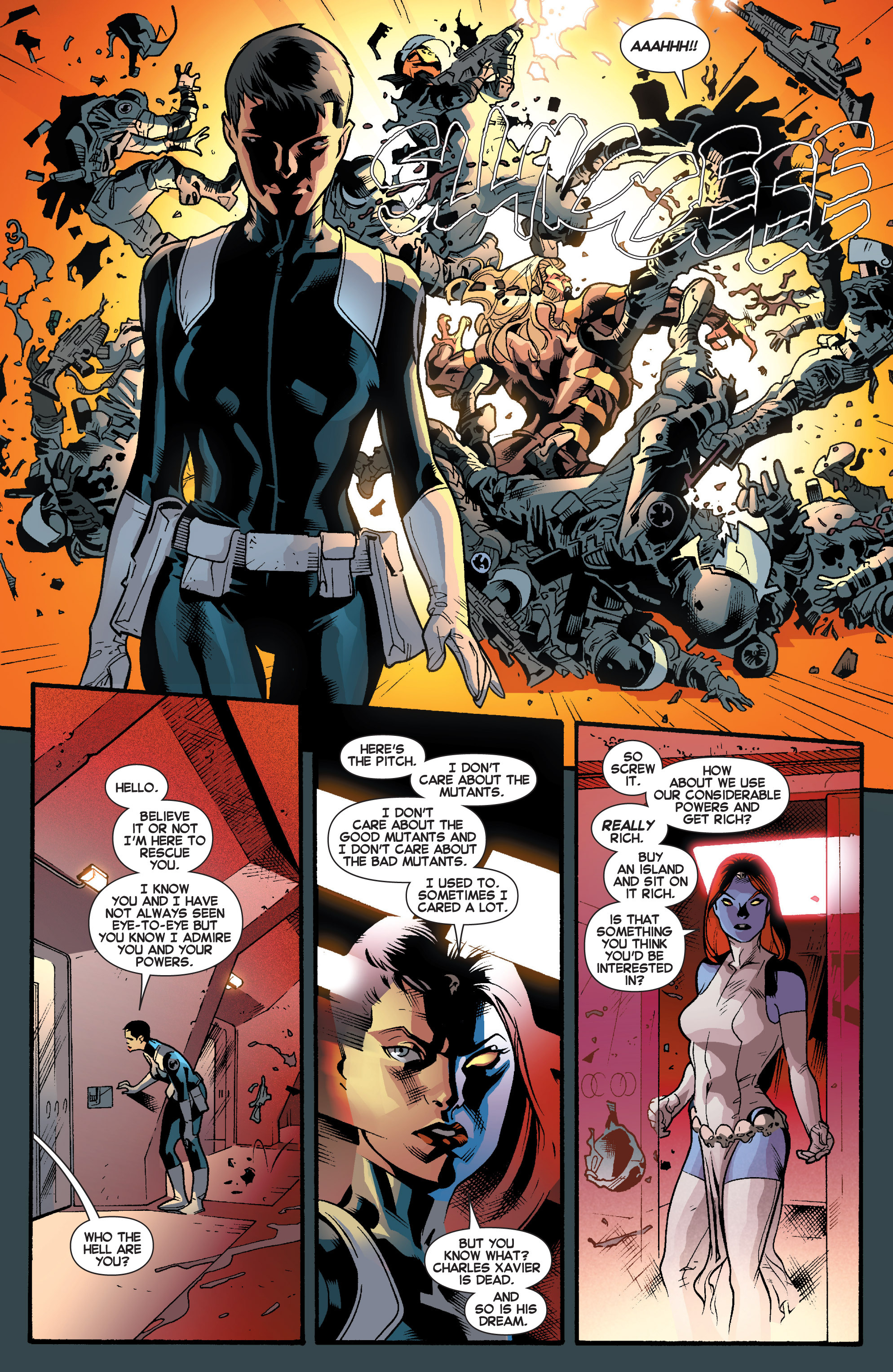 Read online All-New X-Men (2013) comic -  Issue # _Special - Here To Stay - 78