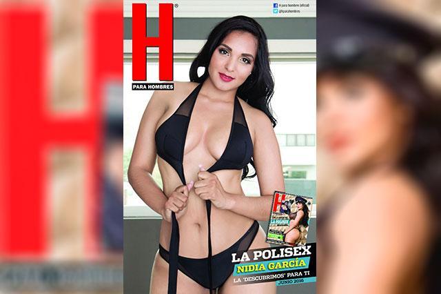 La Poly Dulce en la revista H