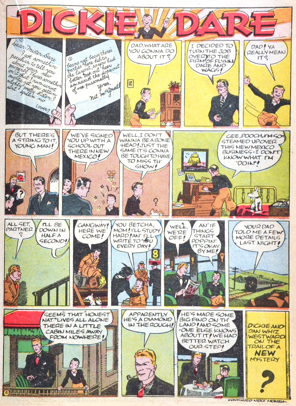 Read online Famous Funnies comic -  Issue #52 - 29