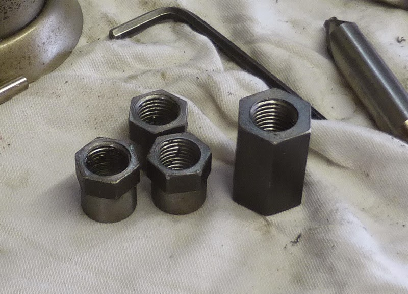 some pipe bushings
