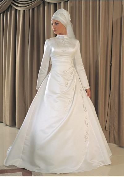 Awesome Fashion 2012 Awesome 2012 Muslim Wedding Dresses
