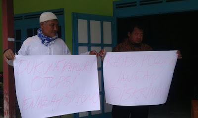 """LUIS: """"Kepala Desa tak Miliki Wewenang Tolak Autopsi Jenazah Siyono"""""""