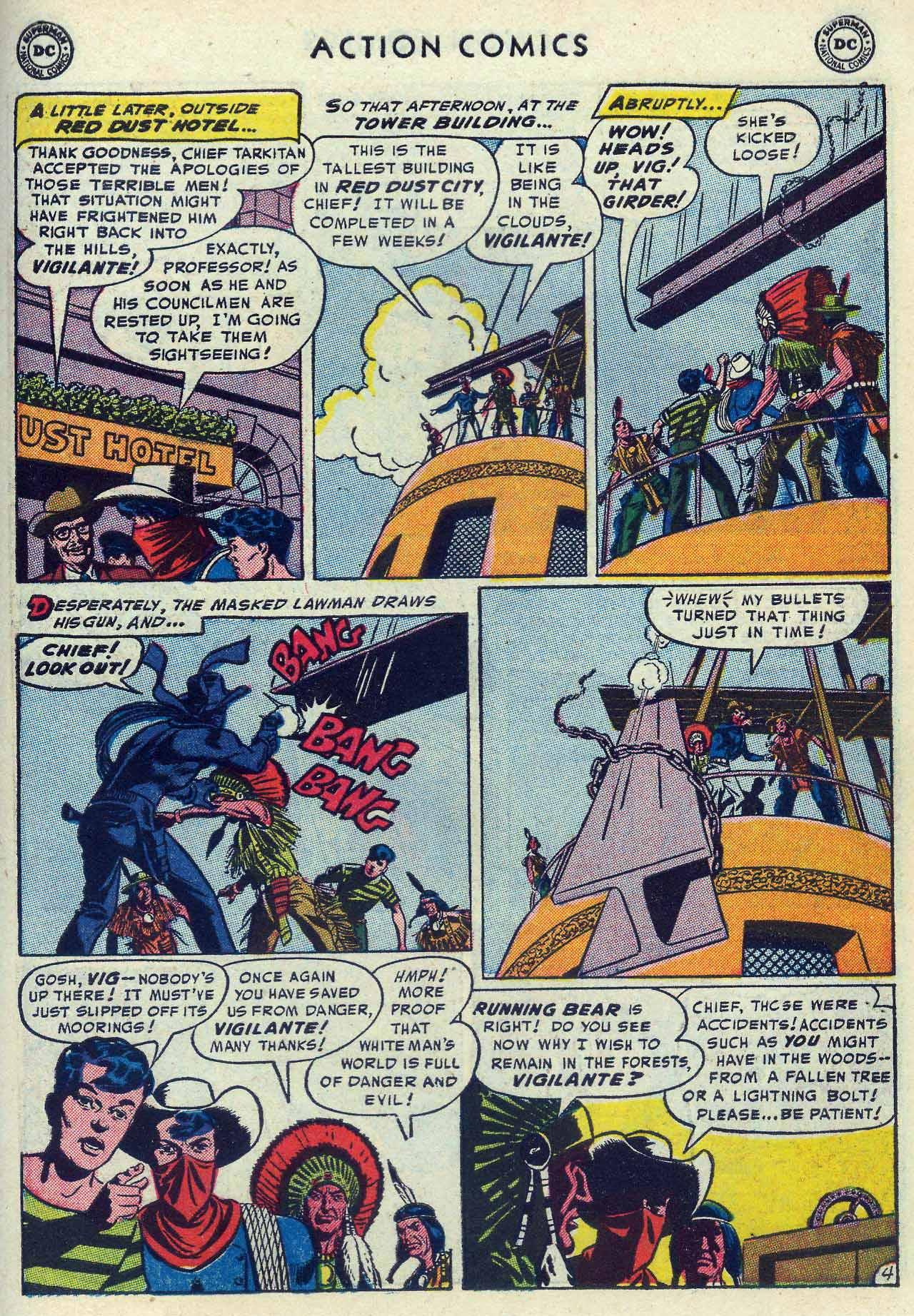 Action Comics (1938) 190 Page 36