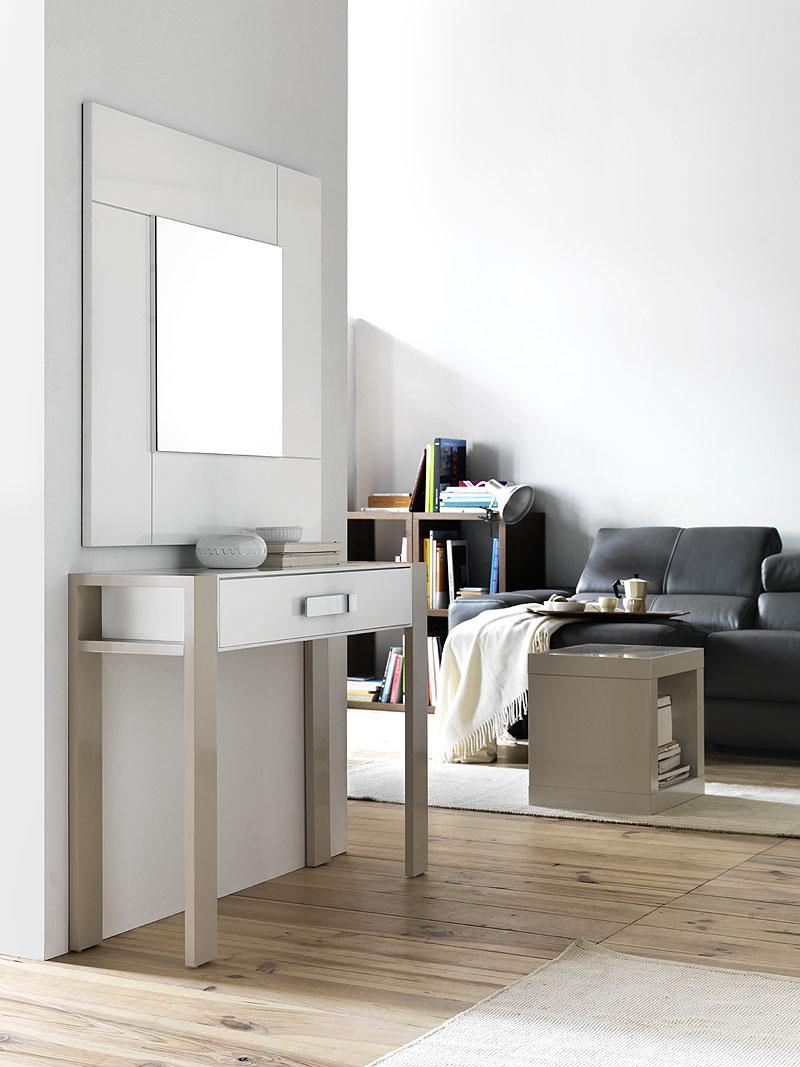 Fotos de hall de entrada modernos decora o e ideias - Consola muebles entrada ...