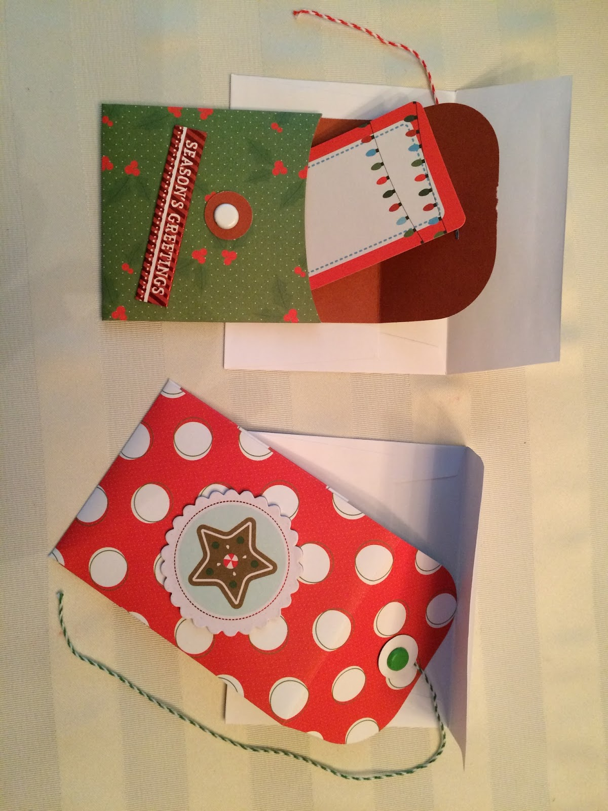 Lifetalesbooks Personal Publishing Diy Christmas Gift Card Holders