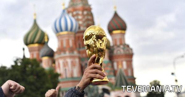Inauguración del Mundial de Rusia 2018 por Latina