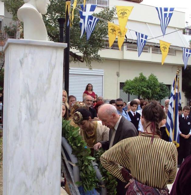 Ο Εθνομάρτυρας Ν. Καπετανίδης φωτεινό παράδειγμα