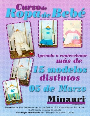 Curso Costura Confección Ropa Bebé - Sewing Baby Clothing