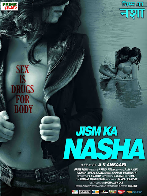Jism Ka Nasha (18+) Indian Movie Download In 300MB