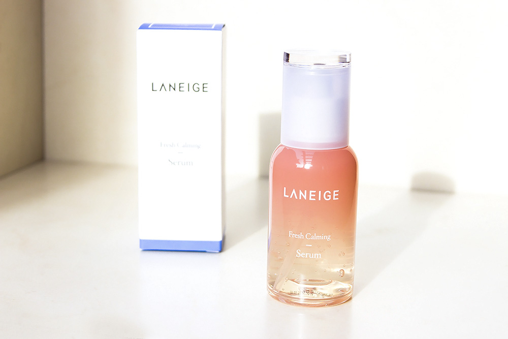 Laneige Fresh Calming Serum review