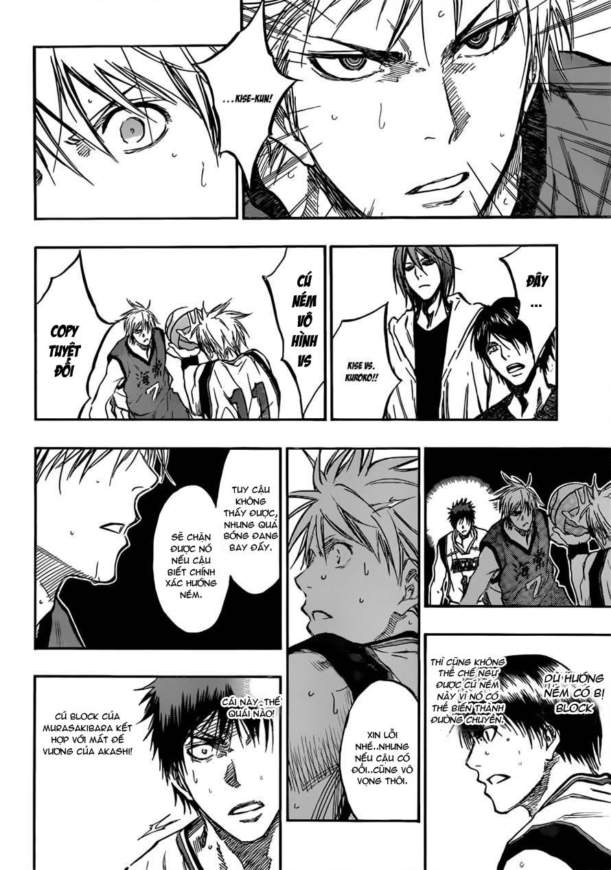 Kuroko No Basket chap 185 trang 15