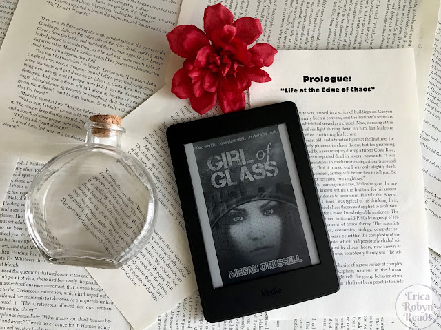 Book Review of Girl of Glass by Megan O'Russell