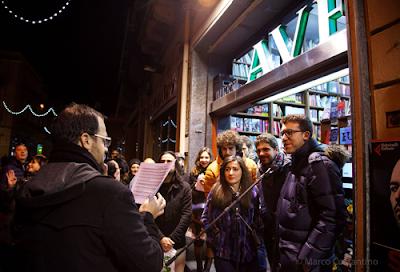 Veglione 2017-libreria nuova AVE-Reggio Calabria- ph-Marco Costantino-la santa furiosa