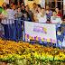 El alcalde Renán Barrera inaugura el Camino de las Flores en el parque de la Mejorada, con nuevos atractivos