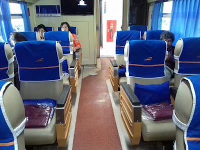Kereta Api Jakarta Tegal