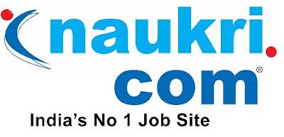 Naukri Indais No 1 Job Portal