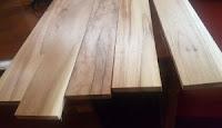 promo lamparquet kayu Jati murah