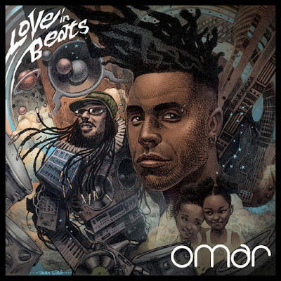 Omar – Love in Beats - Freestyle Records - 2017