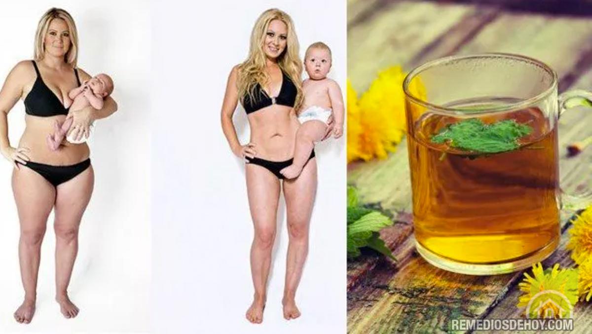 8 maneras simples para deshacerse de la grasa del vientre