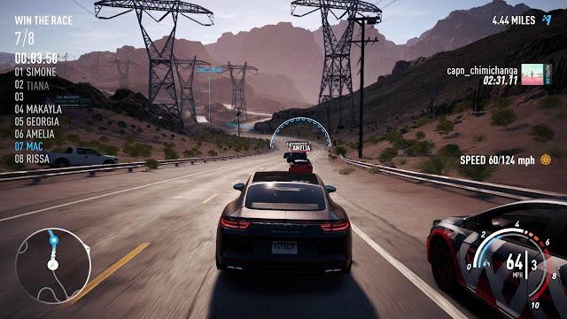 تحميل لعبة Need For Speed Payback كامله للكمبيوتر بكراك Cpy