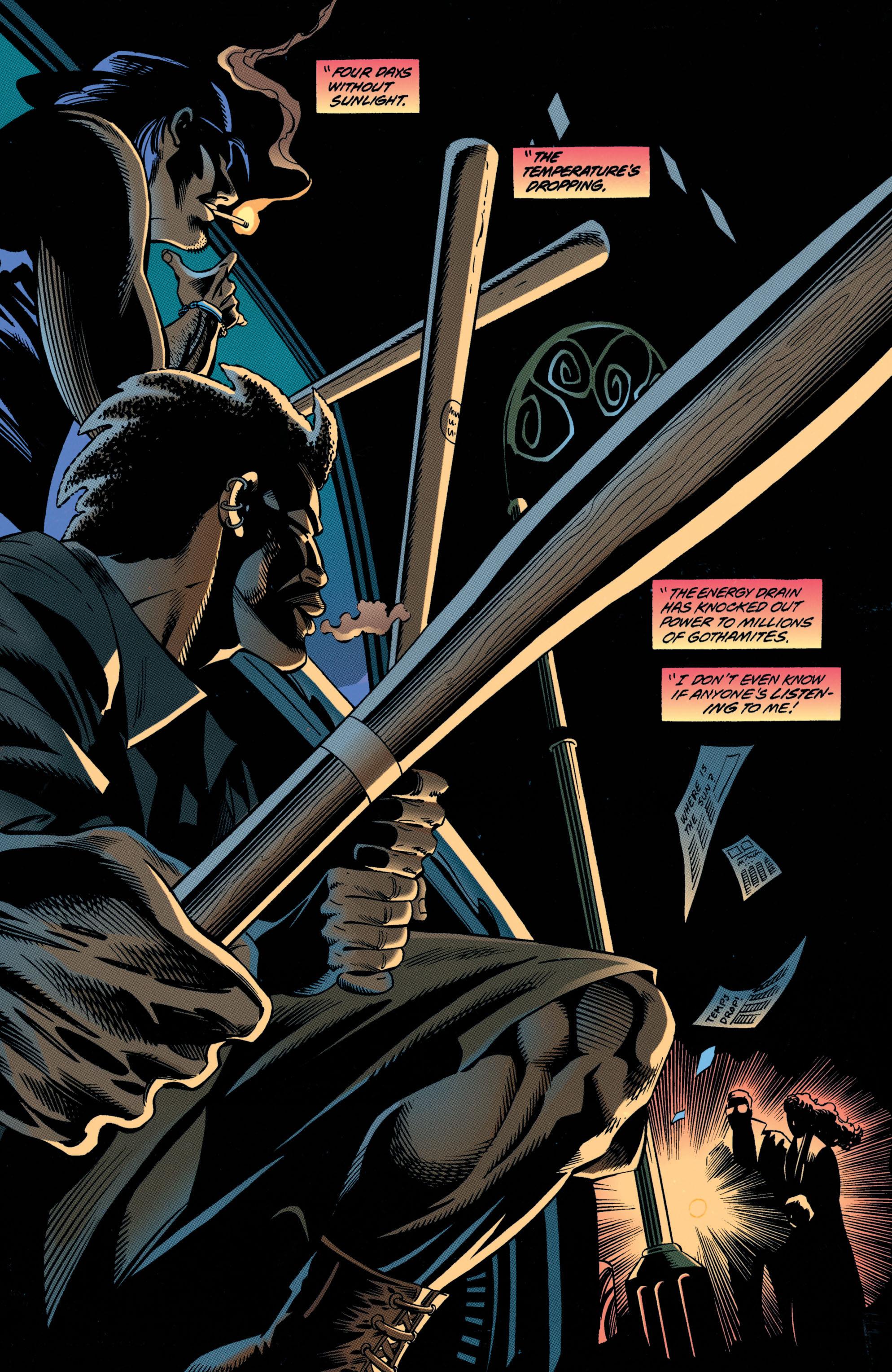 Detective Comics (1937) 703 Page 1