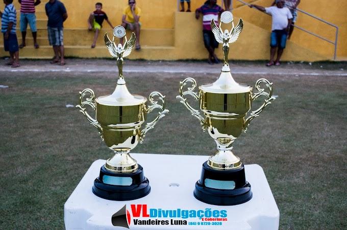 Cruzeiro Campeão da copa Emancipação da cidade de Barcelona