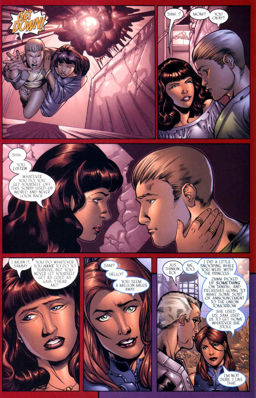 Read online Sigil (2000) comic -  Issue #9 - 14