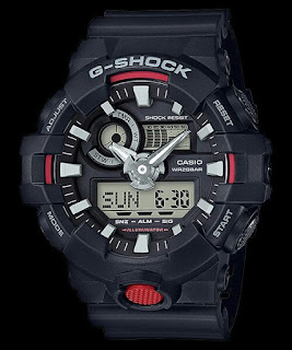 Jam Casio G shock Original  warna kombinasi