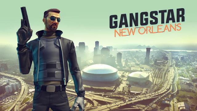 Download Gangstar New Orleans OpenWorld Mod Apk Data Terbaru Android