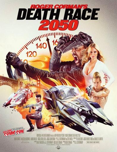 Ver Death Race 2050 (2017) Online