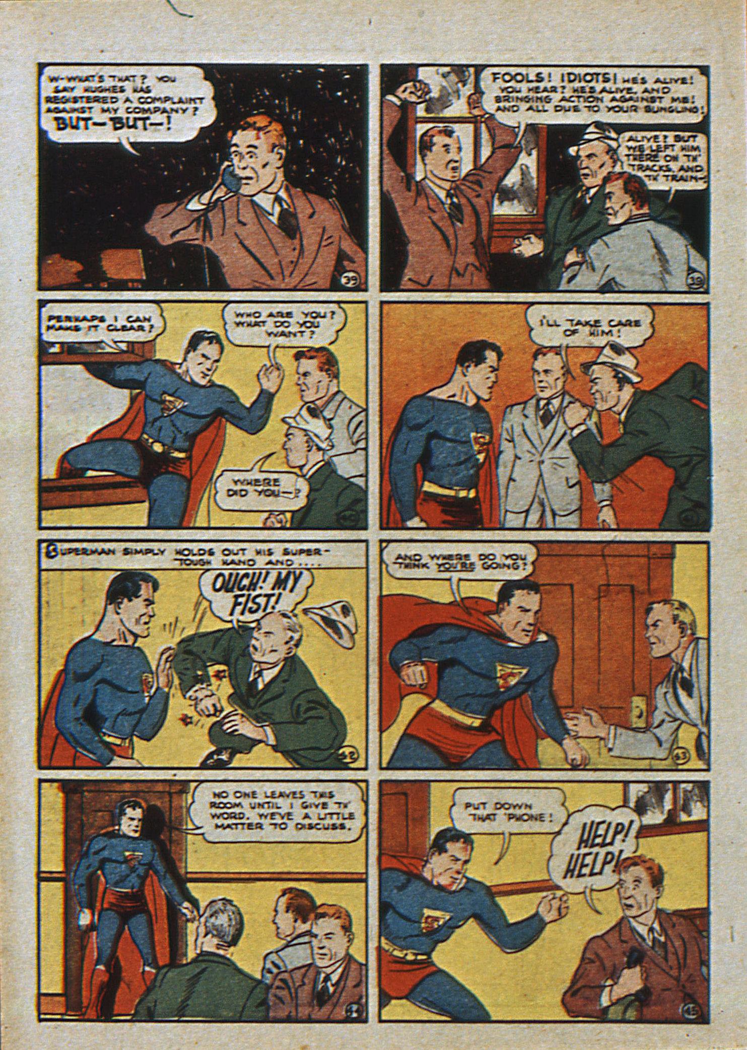 Action Comics (1938) 14 Page 8