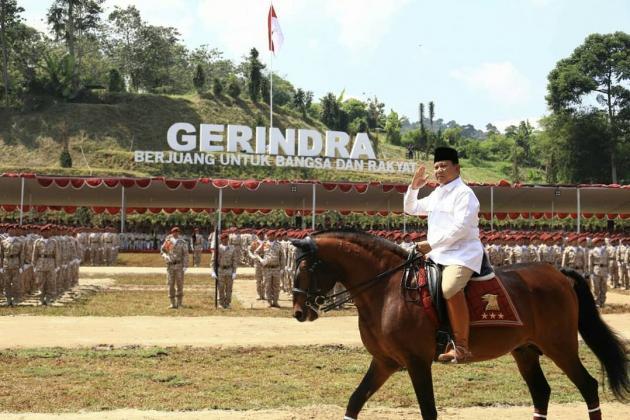 Kubu Jokowi Soroti Kuda Impor Prabowo, Timses: Jaka Sembung Bawa Golok, Gak Nyambung Bok!