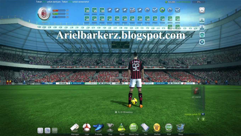 Download Game Sepak Bola, Fifa Online 3 - Ariel Barkerz™ - AB