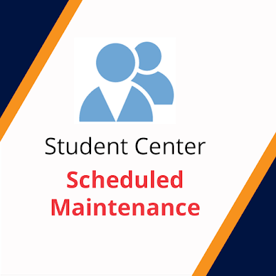 Graphic of SIS scheduled maintenance