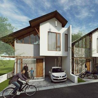 Prima Garden Living (PGL) Rumah Baru , Murah,  2 Lantai