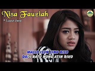 Nisa Fauziah - Luput Janji Mp3