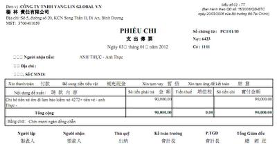 MAU PHIEU CHI TIENG HOA