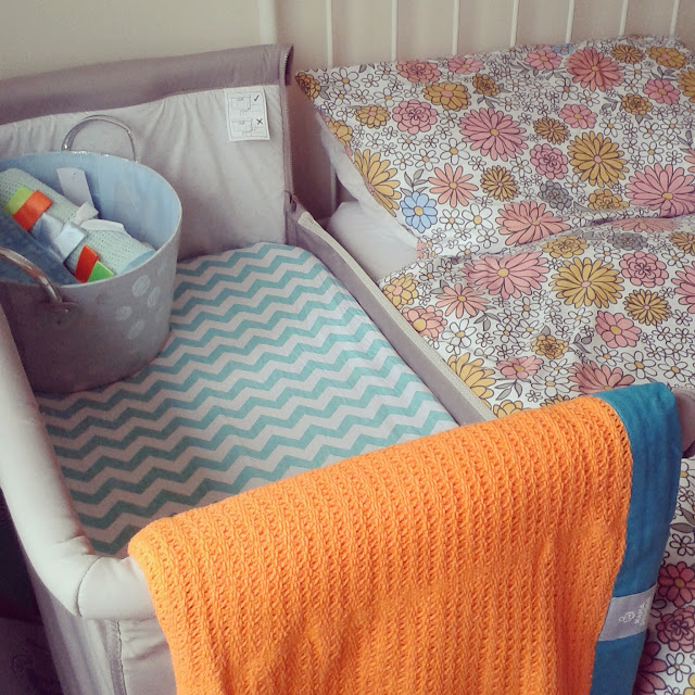 Chicco next to me crib, bedding review, next2me