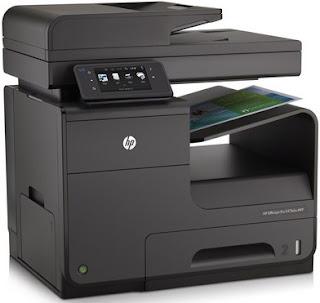 HP Officejet X476DW Driver Printer Download